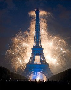Paris New Year