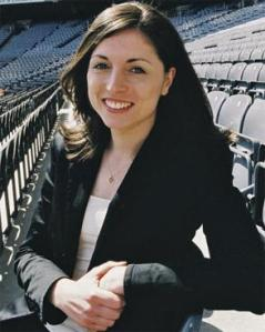 Joanne Cantwell, the blog's new hero